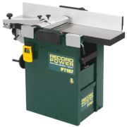 Record Power PT107 265mm Planer Thicknesser 240V