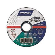 Norton Multipurpose Disc 115 x 22.23 x 1mm Pack of 5