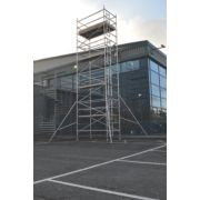 Lyte SF25DW77 Helix Double Width Industrial Tower 7.7m