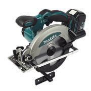 Makita DSS610RFE 165mm 3Ah Li-Ion Cordless Circular Saw 18V