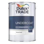 Dulux Trade Trade Undercoat Brilliant White 1Ltr