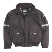 Site Elm Pilot Jacket Black X Large 53-54