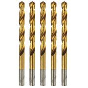 Erbauer Ground HSS Drill Bit 8.5mm Pack of 5
