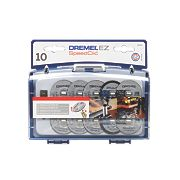 Dremel SC690 EZ SpeedClic Cutting Accessory Set 3.2mm Shank 11 Pieces