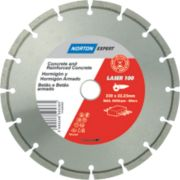 Norton Expert Laser Diamond Blade 230 x 5 x 22.23mm
