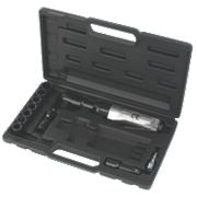 "Air Ratchet Set ½"" with 7 Impact Sockets"