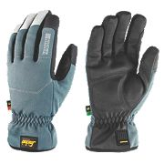 Snickers Weather Essential Performance Gloves Black/Grey Large