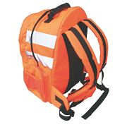 Hi-Vis Rucksack Orange