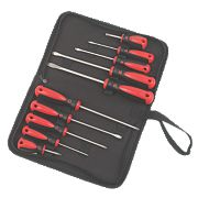 Forge Steel Screwdriver Set 10Pcs