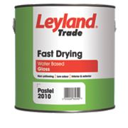 Leyland Trade Fast Drying Gloss Paint White 750ml