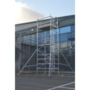Lyte SF18DW52 Helix Double Width Industrial Tower 5.2m