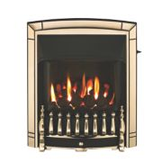 Valor Dream Gold Gas Inset Fire
