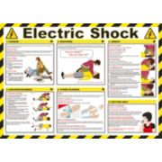 Electric Shock Poster 420 x 594mm