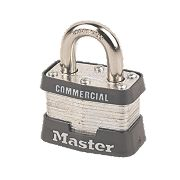 Master Lock Laminated Padlock 54mm