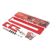 Sabrefix Brick Wall Building Kit 6 Piece Set 2kg