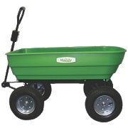 Handy Parts Poly Body Garden Trolley 1090 x 600 x 500mm