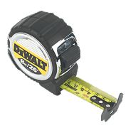 DeWalt Professional Tape Measure 8m