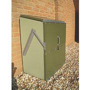 Trimetals Senturion 151319 LP Gas Cylinder Store 0.7 x 0.4 x 0.9m