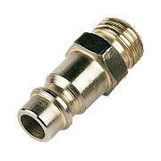Universal Connectors Male Pack of 5