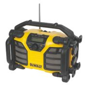 DeWalt DCR017-GB XR Li-Ion Charger / DAB+ Radio 240V