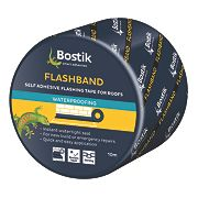 Flashband Bostik Flashband Flashband Grey 10m x 150mm