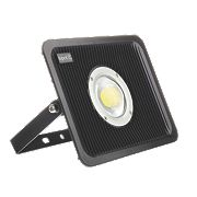 Brackenheath ispot C LED Floodlight 30W Black