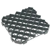 FloPlast Ground Grab Tiles 402 x 402 x 55mm Pack of 20