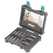 Erbauer Drill Bit Set 43 Piece Set