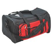 Portwest Holdall Kitbag Black/Red