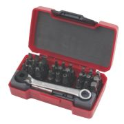 Teng Tools Bit Set with ¼