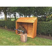 "Shire Log Store 55"" x 20"" x 51"" (Nominal)"