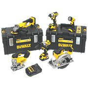 DeWalt DCK694M3-GB 18V 4.0Ah Li-Ion XR Cordless 6 Piece Kit