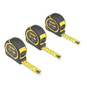 Stanley Tape Measures TriplePk