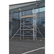 Lyte SF25NW37 Helix Narrow Width Industrial Tower 3.7m
