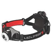 LED Lenser H7R.2 Rechargeable LED Headlamp