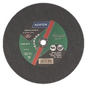 Norton Vulcan Stone Cutting Disc 300 x 3.5 x 20mm Bore Pack of 3
