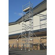Lyte SF18NW72 Helix Narrow Width Industrial Tower 7.2m
