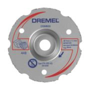 Dremel DSM600 Saw-Max Multipurpose Flush Cutting Disc 55 x 5mm