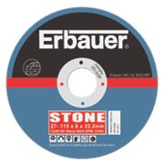 Erbauer Grinding Discs 115 x 6 x 22.23mm Pack of 5