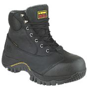 Dr Marten Heath Safety Boots Black Size 11