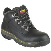 Dr Martens Tred 7A52 Safety Boots Black Size 10