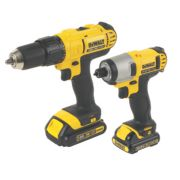 DeWalt DCZ296CS-GB 10.8V / 18V Li-Ion XR Twin Pack