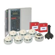 Tate FDWP2-PRO 2-Zone 2-Wire Fire Alarm Kit 230V