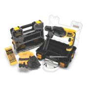 DeWalt D25013ORG-GB 2kg SDS Plus Hammer Drill 240V