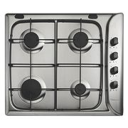Hotpoint G640 SX Gas Hob Stainless Steel 510 x 580mm
