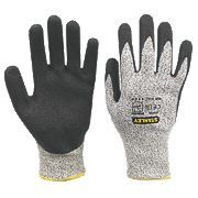 Stanley Level 5 Cut 5 Gloves Grey Large