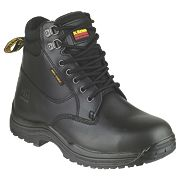 Dr Marten Drax Safety Boots Black Size 5