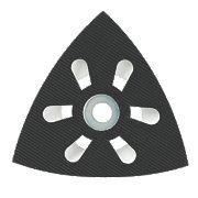 Bosch G Delta Sanding Plate 112mm