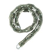 Master Lock Hardened Steel Security Chain 1m x 8mm