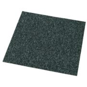Heuga Saturn Commercial Carpet Tiles Basalt 20 Pack